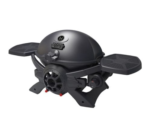 Gasmate Star Wars Tie Fighter Single Burner Portable BBQ