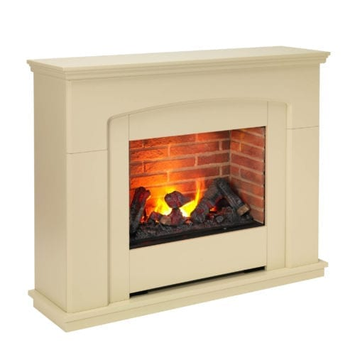 Dimplex Alameda 2kW Optimyst Electric Fire with Mantle