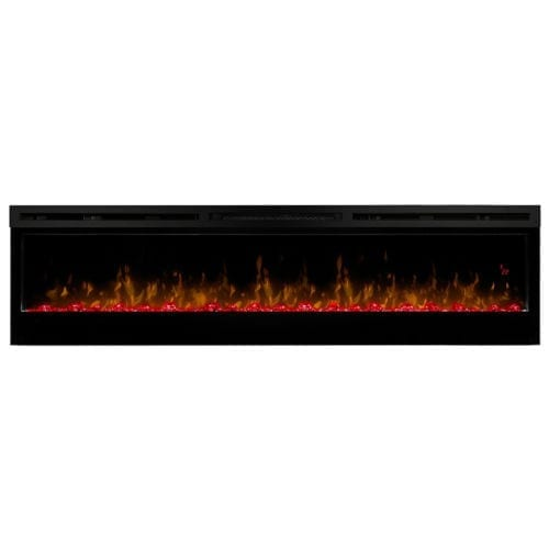 """Dimplex Prism Electric Fire 74"""" Wall Mounted"""