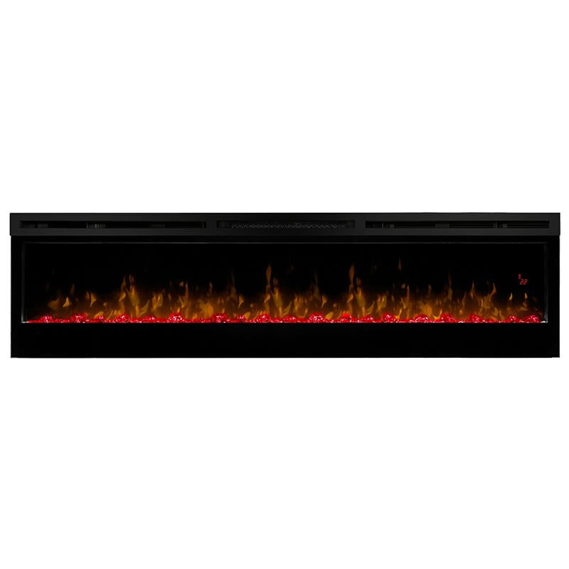 Dimplex Prism Electric Fire 74 Quot Wall Mounted Turfrey