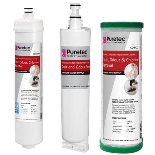 Puretec Aftermarket Compatible Cartridges CC Series