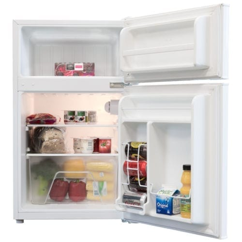 Parmco 88L Under Bench Fridge Freezer