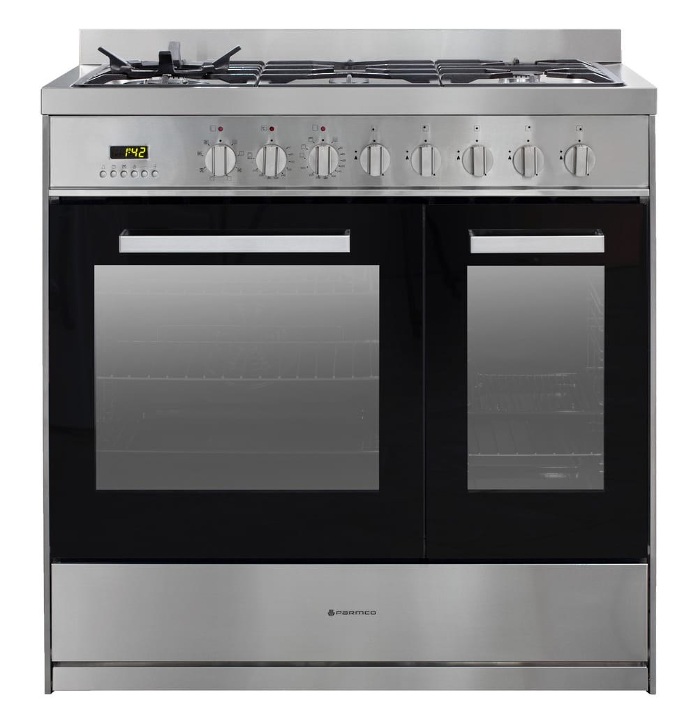 Parmco Fs9s 5 2 Freestanding Double Oven Turfrey