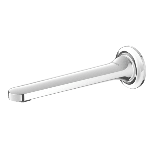 Methven Aio Wall Mounted Bath Spout Chrome