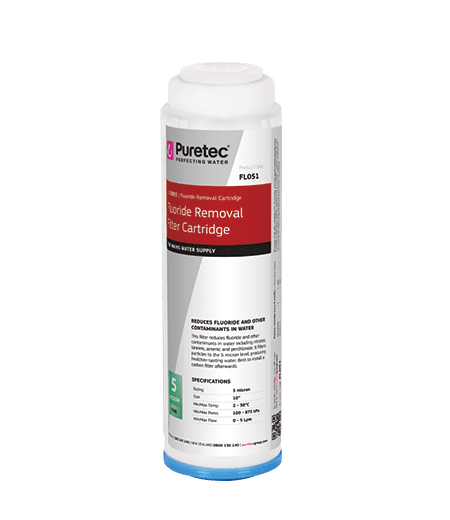 Puretec FL Series Fluoride Removal Cartridge