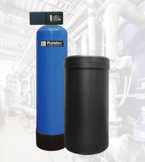 Puretec SOL-C Series Commercial Water Softener