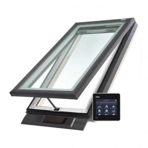 Velux Solar Skylight - Low Pitch Roof VCS