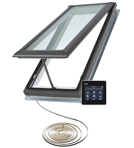 Velux Electric Skylight - Pitched Roof VSE on