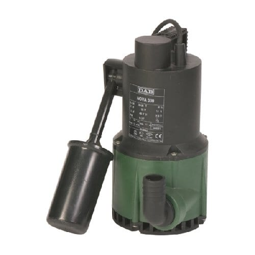 DAB-NOVA300A - PUMP SUBMERSIBLE WASTEWATER WITH FLOAT