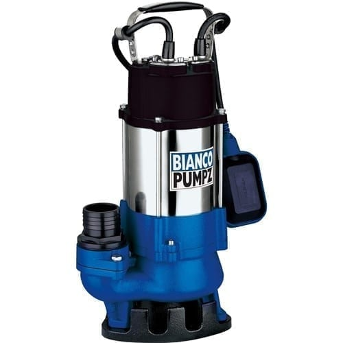 BIA-B45VAS2 - PUMP SUBMERSIBLE DIRTY WATER WITH FLOAT