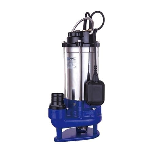 BIA-B120GS2 - PUMP SUBMERSIBLE SEWAGE WITH FLOAT