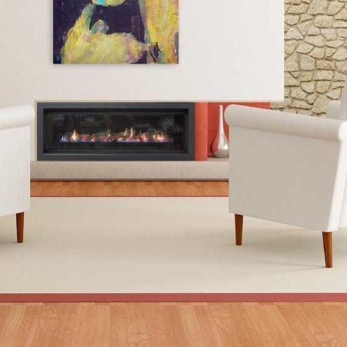 Real Flame Element 1200 Gas Fire