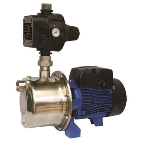 BIA-INOX45S2MPCX - PUMP SURFACE MOUNTED CLEAN WATER