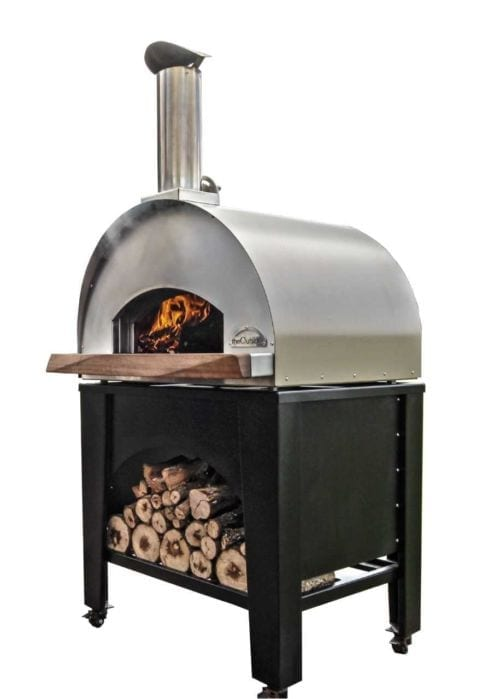 The Outside Wood Fired Oven Package