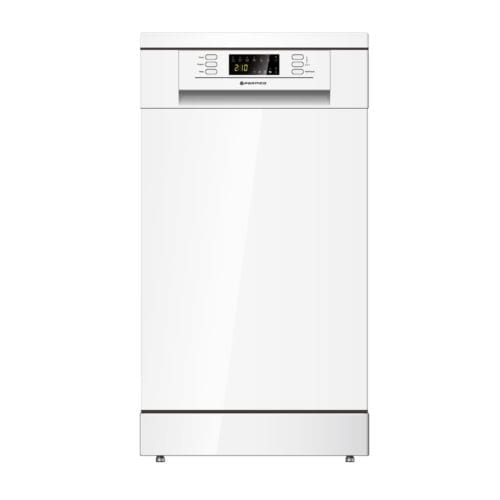 Parmco PD45-SLIM-W-1 45cm Freestanding Dishwasher Slim