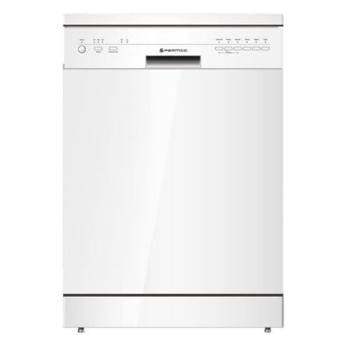 Parmco PD6-PWDF-2 60cm Freestanding Dishwasher White
