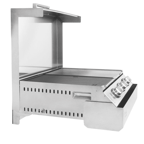 Space Grill - 3 Burner
