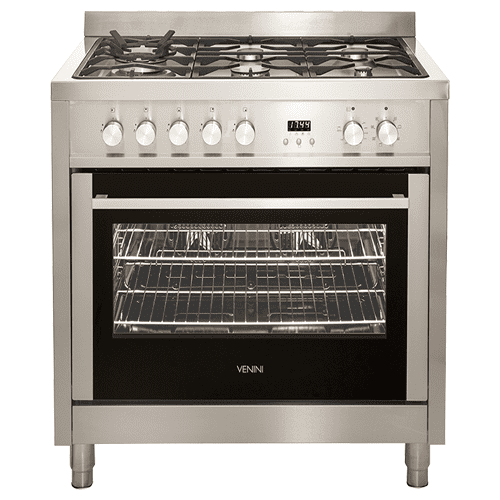 Venini Dual Fuel 900mm Range Cooker