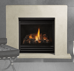 Heat & Glo 3X High Efficiency Fireplace