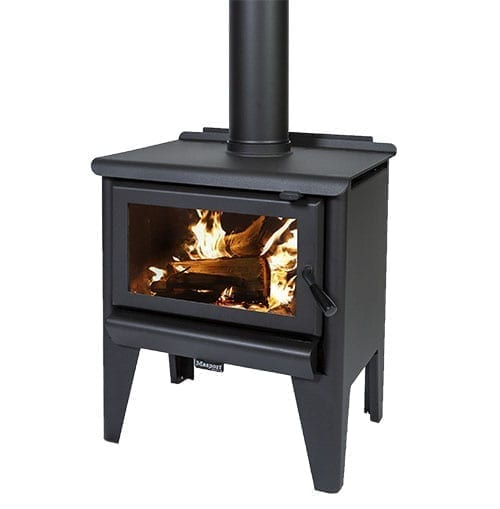Masport R3000 Leg Radiant Wood Burner