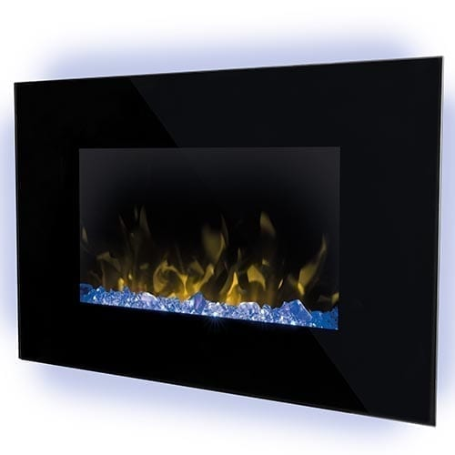 Dimplex Toluca 2kW Wall-Mounted Electric Fire