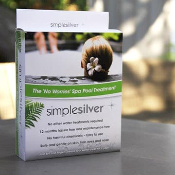 simplesilver - Spa Pool Water Treatment 500 grams
