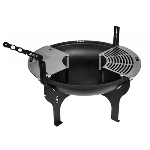 IXL Pit n Grill - Deluxe Fire Pit