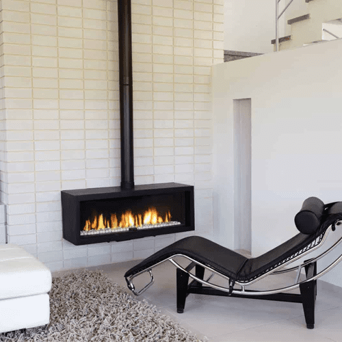 Ortal Stand Alone 110 Gas Fire
