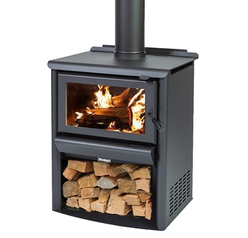 Masport R3000 Wood Stacker Radiant Wood Burner