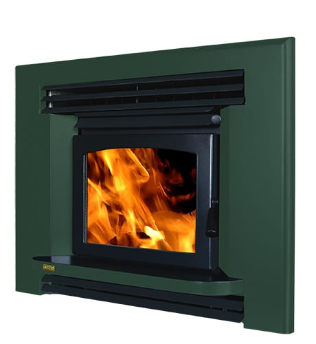 Ethos Ares Performance Inbuilt Wood Fire