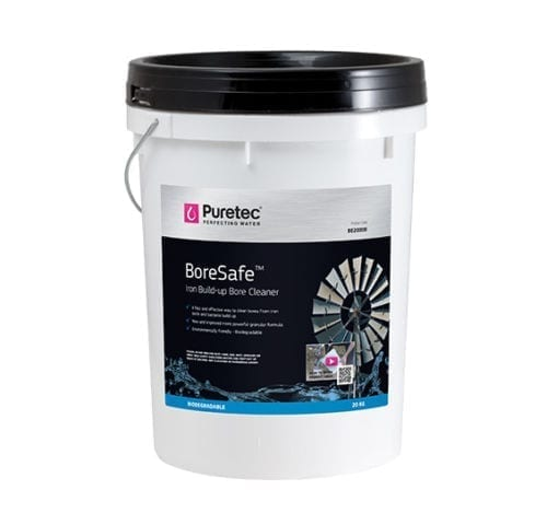 Puretec BoreSafe - Iron Build-Up Bore Cleaner