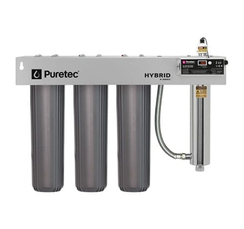 Puretec Hybrid-R11 Triple Filtration and Ultraviolet all in one Unit 20""