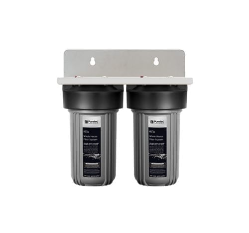 Puretec WH2-30 Whole House Dual Filter System