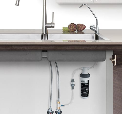 Puretec Z12 Quick-twist Undersink Water Filter System