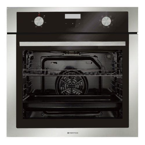 Parmco 600mm Stainless Steel Inbuilt Oven