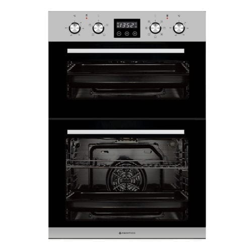 Parmco 600mm Stainless Steel Double Oven