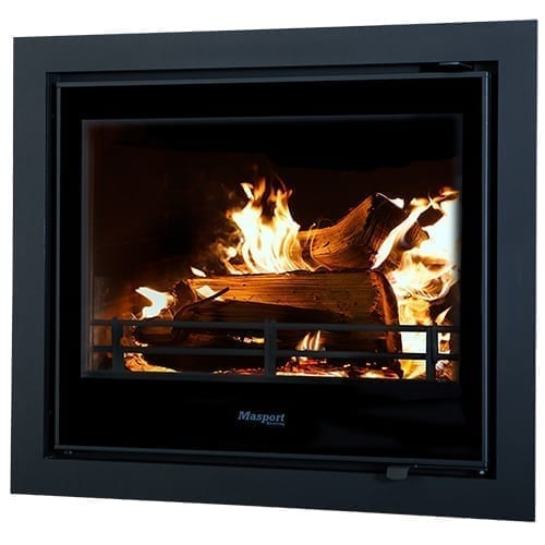Masport I7000 Rural Inbuilt Wood Fire