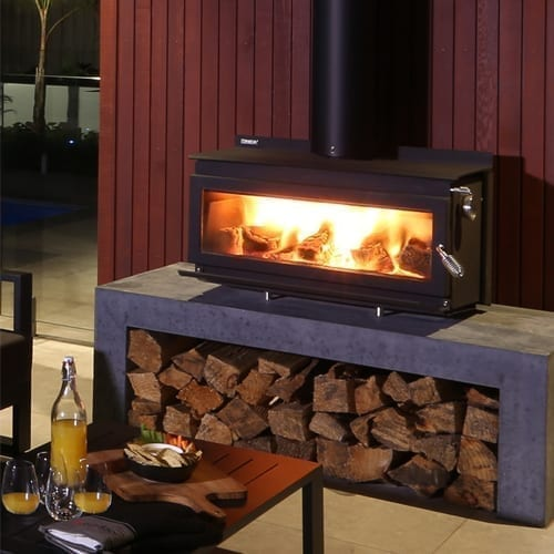 Metro Outdoor 850-B Fire Package