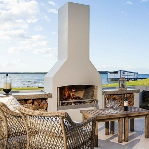 Flare Outdoor Fires