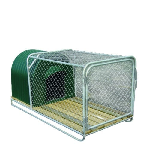 Promax Dog Kennel And Run