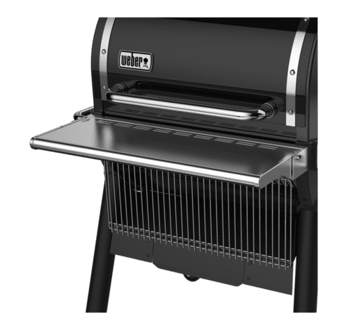 Weber Stainless Steel Folding Front Shelf
