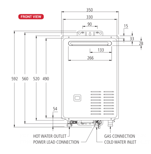 Rheem 135l mains pressure hot water cylinder turfrey plumbing sale asfbconference2016 Image collections