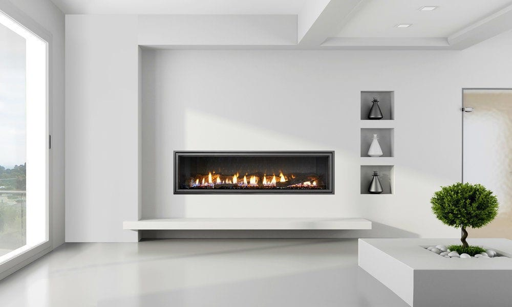 Gas Fire Package
