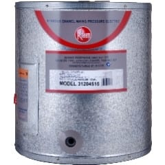 Rheem 45L Mains Pressure Hot Water Cylinder 312045