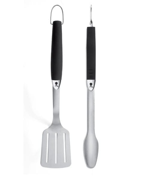 Weber 2 Piece Stainless Steel Tool Set