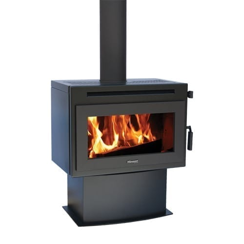 Masport F3000 Freestanding Convection Fireplace