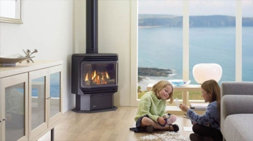 Regency Freestanding FG39 Gas Fire (Electronic)