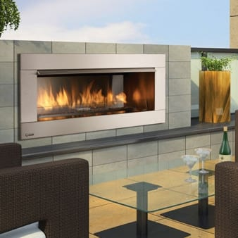 Regency Horizon HZO42 Outdoor Gas Fire