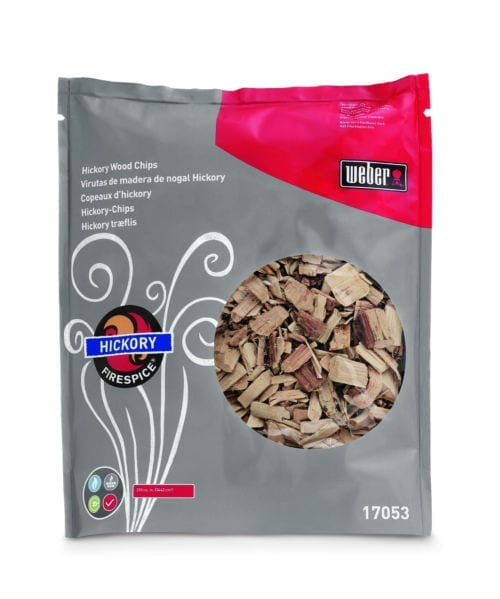 Weber Firespice Hickory Wood Chips