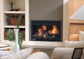 Jetmaster 850L Wood Fire Package New Timber Cavity Install